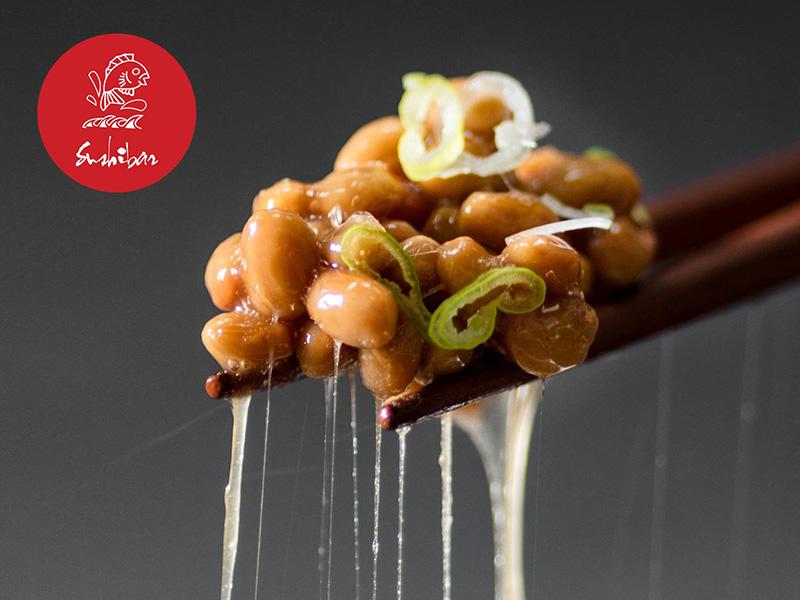 Món ăn Natto độc đáo của người Nhật.