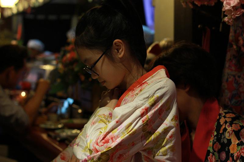 Sự kiện sinh nhật Sushibar Xuân Thủy và Sushibar Trung Hòa – 08/2018