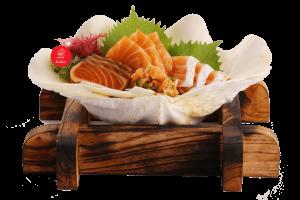 Mix Salmon Sashimi