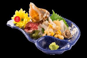 Fresh Sea Snail