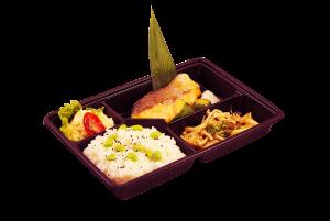 Sake shio yaki