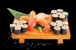 Sushi Moriawase hana