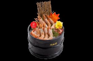 Nihon san Ama ebi Sashimi