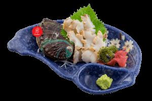 Nihon san Awabi Sashimi