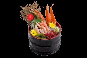 Zuwai Kani Sashimi