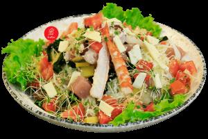 Seafood salada