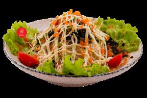 Tobiko salada