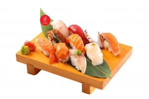 Sushi Moriawase Take